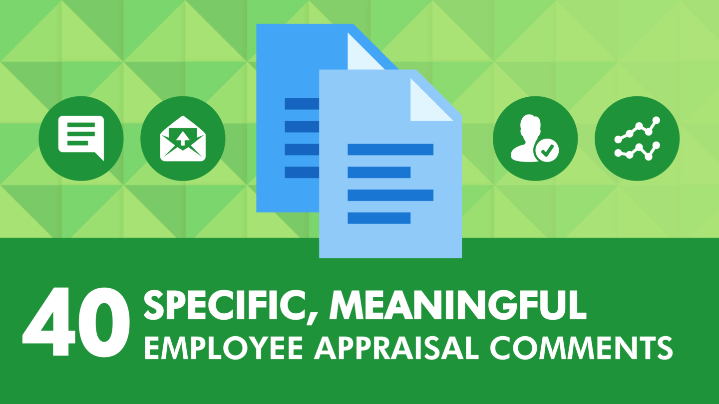 Employee Appraisal Comments